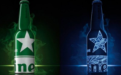 """Новиот алуминиумски дизајн на """"Heineken"""""""