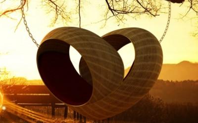 Романтична лулка за заљубените парови