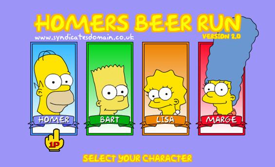 Игра на неделата: Пивото на Хомер Симпсон