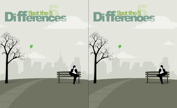 Загатка: Пронајдете ги петте разлики
