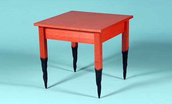 """""""Откачен"""" мебел инспириран од цртаните филмови"""
