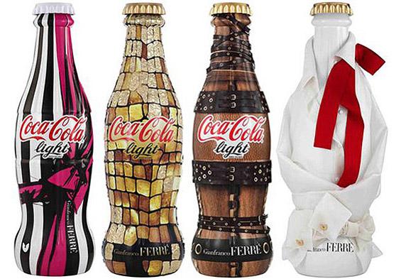 Креативни шишиња за Кока-кола
