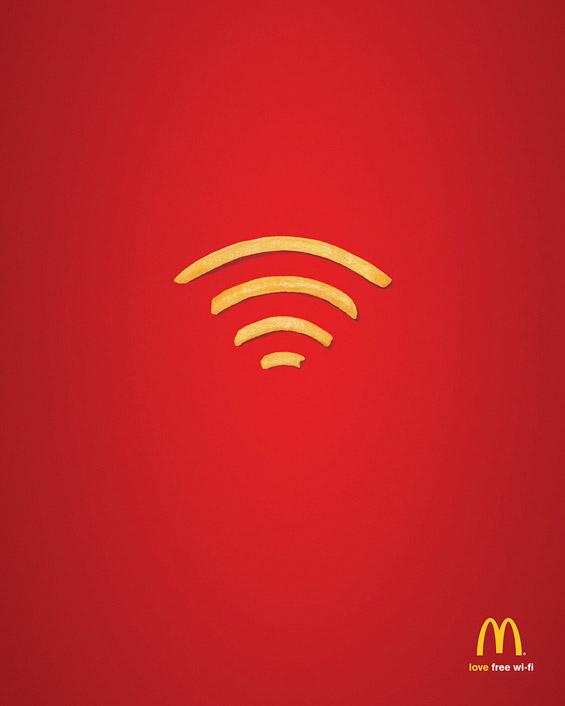 Минималистички реклами