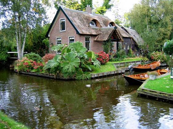 Холандската Венеција
