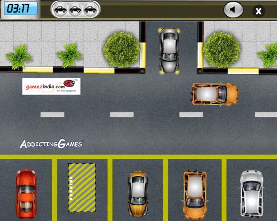 Игра на неделата: Паркирање