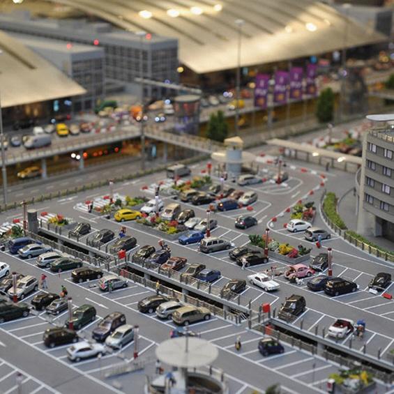 Најголемиот минијатурен аеродром во светот