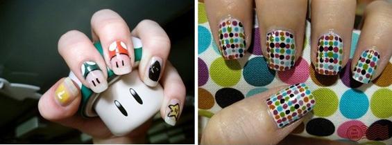 Летно освежување на вашите нокти