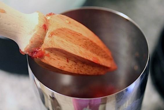Мохито од јагоди