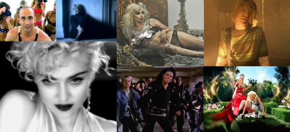 Најстилските музички видеа на сите времиња