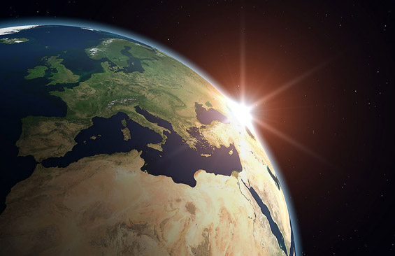 Зачудувачки факти за Земјата