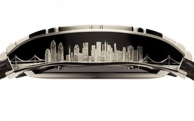 Рачен часовник инспириран од Њујорк