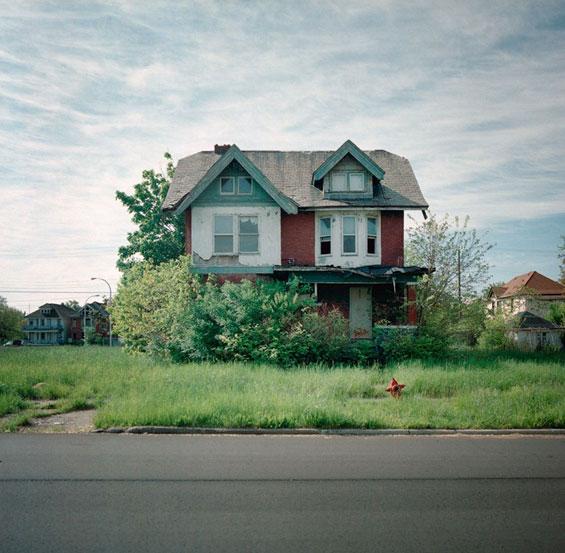 Напуштениот Детроит