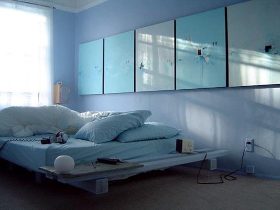 Вистинската боја за вашата спална соба