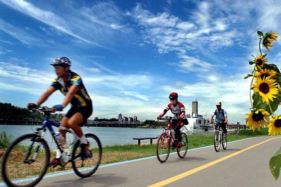 Брзото возење велосипед го зголемува животниот век