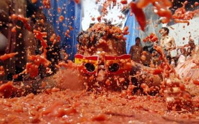Борба со 120 тони домати