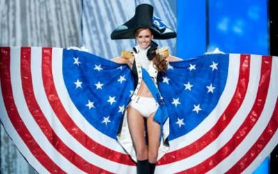 """Најубавите национални костуми на """"Мис Универзум 2011"""""""