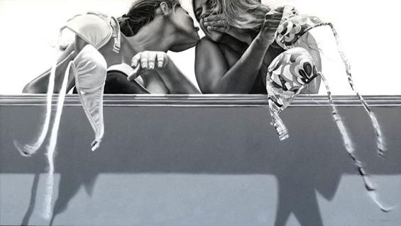 Интимни фотореалистични слики