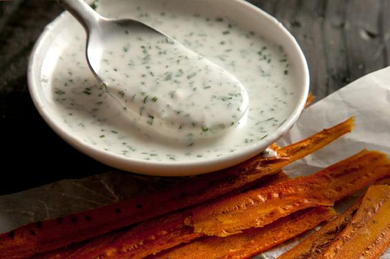Крцкав чипс од моркови
