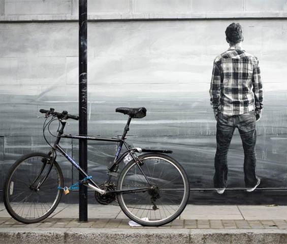 Реална улична уметност