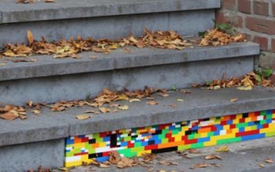 Реконструкција на светот со Лего коцки