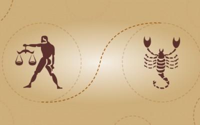 Вага и скорпија – пријателска комбинација