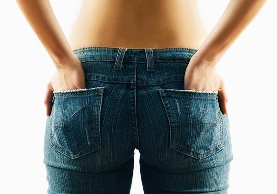 3Д скенер кои ги одбира идеалните фармерки за вашето тело