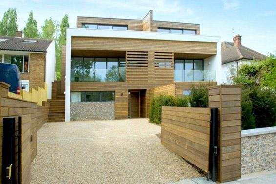 Прекрасни куќи изградени за само 6 дена
