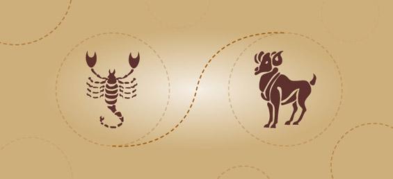 Скорпија и овен - пријателска комбинација