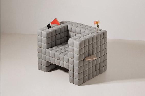 Уникатна фотелја