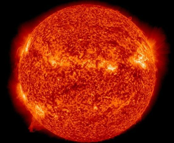 Сонцето во малку поинакво издание
