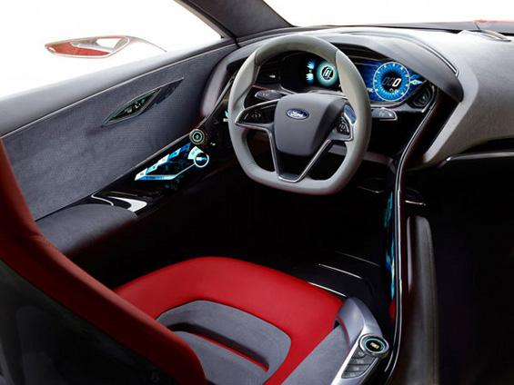 """Новиот концепт автомобил од Форд, прекрасниот """"Evos"""""""