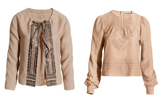Есенската колекција на H&M