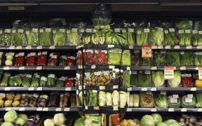 Човек претворен во зеленчук