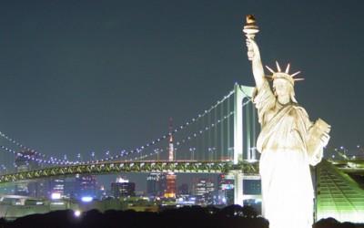 Прошетајте го САД за 5 минути