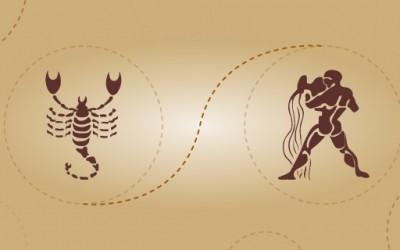 Скорпија и водолија – пријателска комбинација