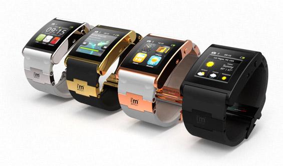 I'm watch – првиот рачен часовник со оперативен систем