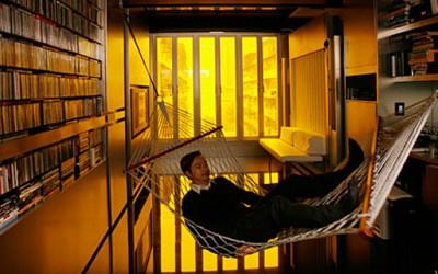 Апартман од 32 квадратни метри со 24 соби