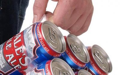 Лименка пиво му го спасила животот