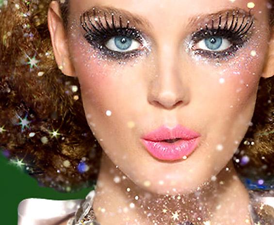 Совети за беспрекорна новогодишна шминка