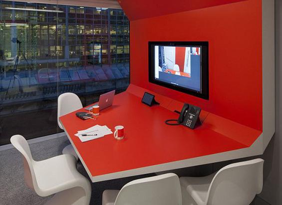 """Новите канцеларии на """"Гугл"""" во Лондон"""