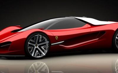 Уште еден фантастичен концепт за Ферари