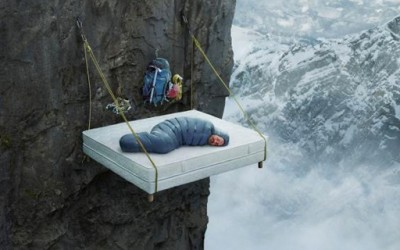 Екстремно кампување на карпи