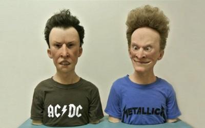 Како би изгледале Бивис и Батхед во реалниот живот?