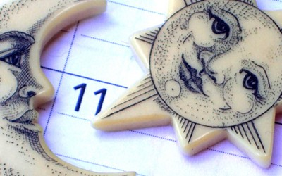Месечината низ хороскопските знаци