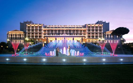 Мардан Палас, најскапиот хотел во Европа