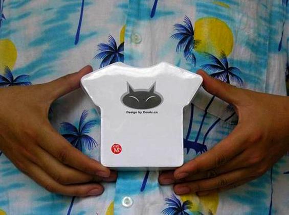 Компресирана маичка