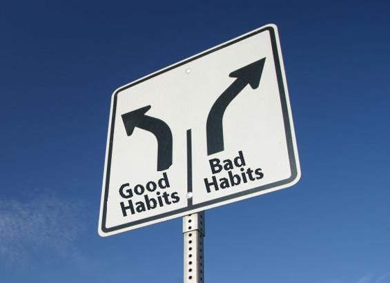 Лоши навики кои не прават несреќни