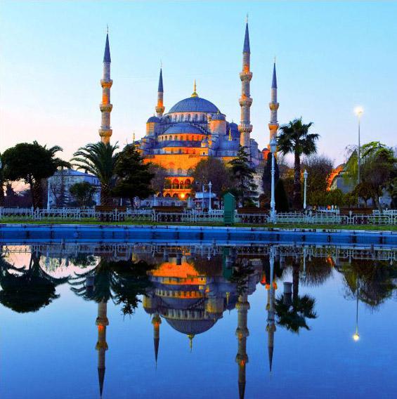 Истанбул како Париз