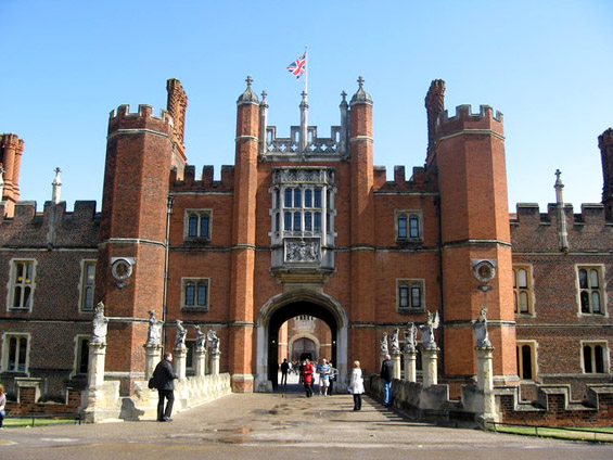 Палатата на Хенри VIII – Хемптон Корт