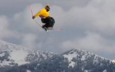 Уметноста на скијањето